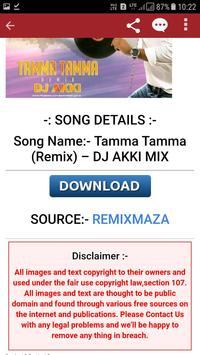 MUSIC 100 LIFE - BOLLYWOOD SONGS AND EDM SONGS APP apk screenshot