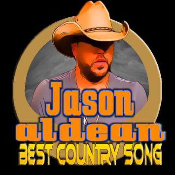 Song Of Jason Aldean Mp3 + Lyrics poster