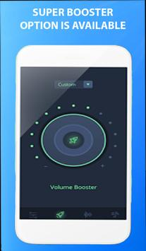 volume booster and sound equalizer screenshot 1