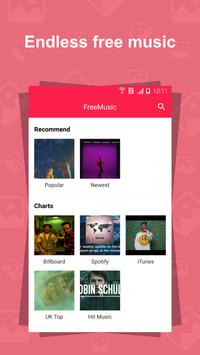 Free Music apk screenshot