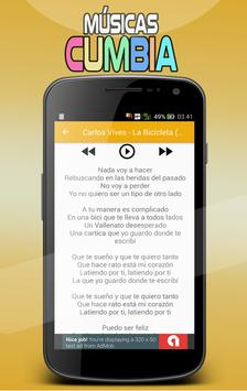 Música Cumbia 2017 apk screenshot