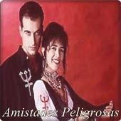 Amistades Peligrosas Musica Letras icon
