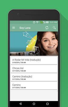 Karaoke Soy Luna MP3 apk screenshot