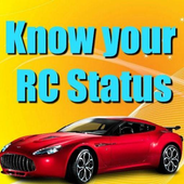 RTO RC Status For Car and Bike icon