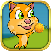 Jumping Kitty icon