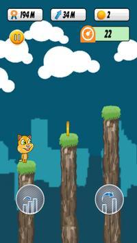 Jumping Kitty apk screenshot