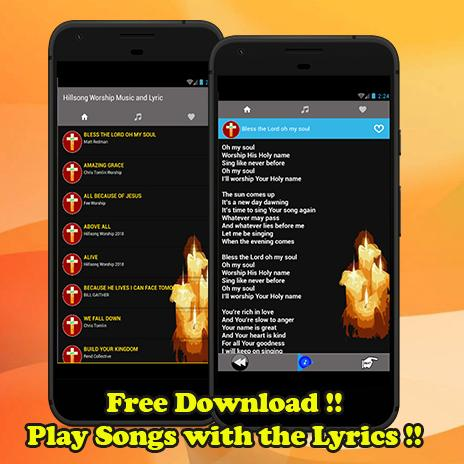 Music & Lyric Hillsong Worship 2018 for Android - APK Download