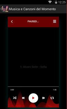 Musica e Canzoni del Momento screenshot 1