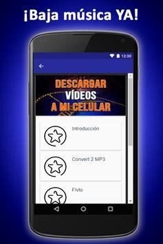 Descargar Videos a mi Celular Gratis y Facil Guia screenshot 4