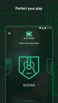 Musicabinet screenshot 1