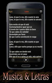 Musica de Ana Gabriel screenshot 2
