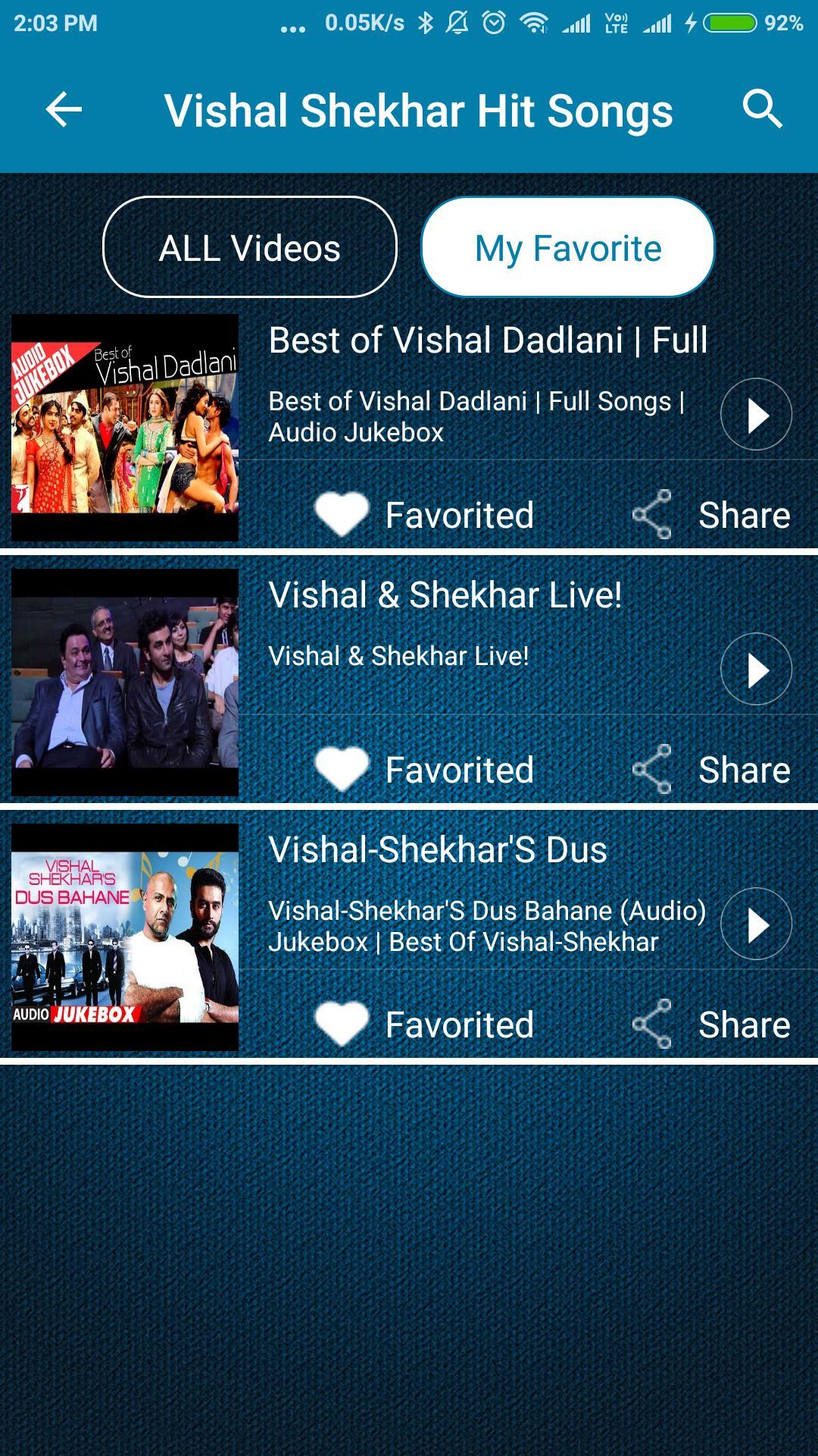 vishal hit songs download