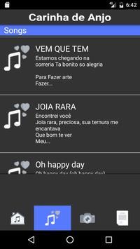 Carinha De Anjo music screenshot 5