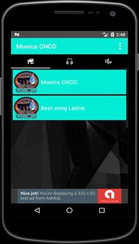 Musica Cnco Mp3 + Letra apk screenshot