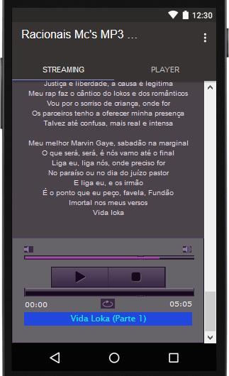 Racionais Mc S Mp3 Letra Para Android Apk Baixar