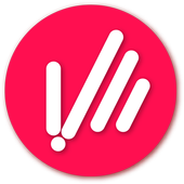 Video downloader for musical.ly icon