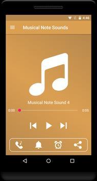 Musical Note Sounds screenshot 1