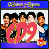 CD9 Música e Letras Nuevo icon