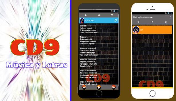 CD9 Música e Letras Nuevo screenshot 2