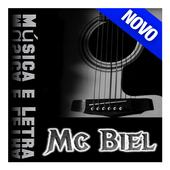 ê Lêtras Mc Biel Música icon