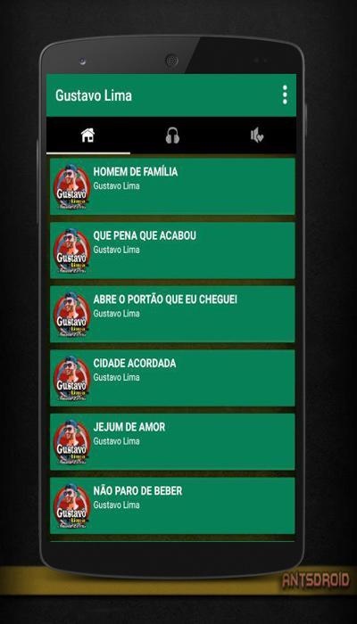 Musica Gustavo Lima Letras Mp3 Sertanejas 2017 For Android Apk