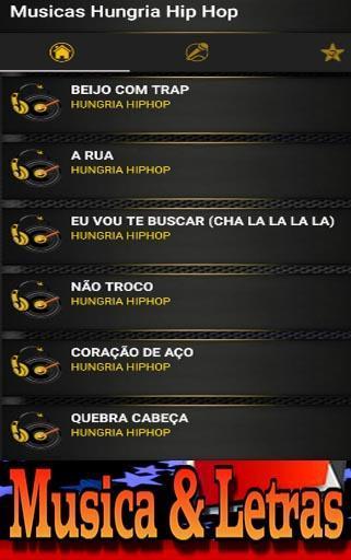 Hungria Hip Hop Musica Novo 2018 For Android Apk Download