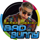 Bad Bunny 2018 Mp3 Nuevo Musica Letras icon