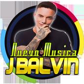 J Balvin 2018 Nuevo Musica Mp3 Letras icon