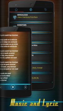 J Balvin 2018 Nuevo Musica Mp3 Letras screenshot 1