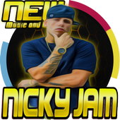 Nicky Jam 2018 Mp3 Nuevo Musica Letras icon