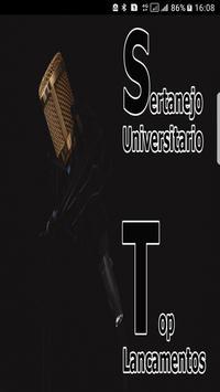 Sertanejo Universitario 2018 Top Lancamentos poster