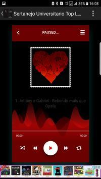 Sertanejo Universitario 2018 Top Lancamentos screenshot 2