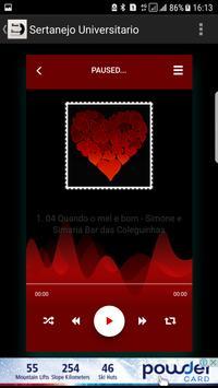 TOP 200 Sertanejo - As Mais Tocadas  das Melhores screenshot 3