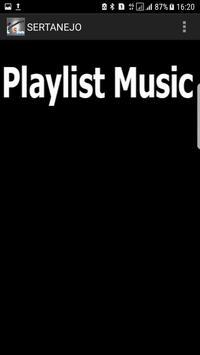 TOP 100 Músicas Sertanejo 2018 Sucessos Sertanejos apk screenshot