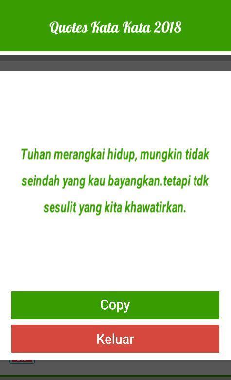 Kata Kata Bijak Quotes Bijak Für Android Apk Herunterladen