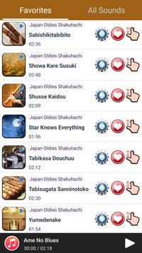 Japan Oldies Shakuhachi (Japanese flute) apk screenshot