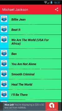 Top Michael Jackson Lyrics for Android - APK Download