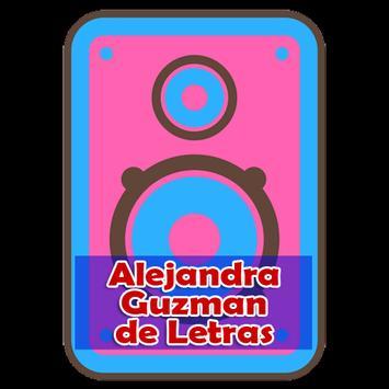 Alejandra Guzman de Letras poster