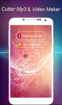 Cutter Mp3 & Video Maker screenshot 4