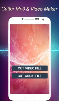 Cutter Mp3 & Video Maker screenshot 5