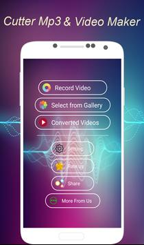 Cutter Mp3 & Video Maker screenshot 6