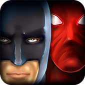 Superhuman's fights icon