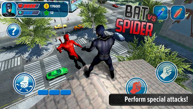 Superhuman's fights apk screenshot