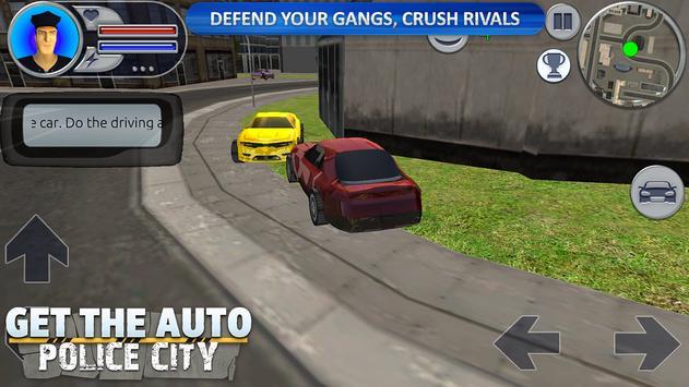 Get The Auto: Police City screenshot 4