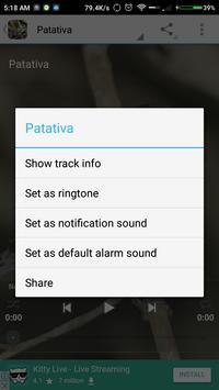Canto de Patativa screenshot 1