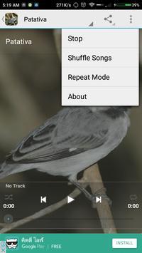 Canto de Patativa screenshot 2