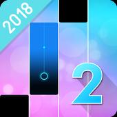 Piano Online Challenges 2: Magic White Tiles icon