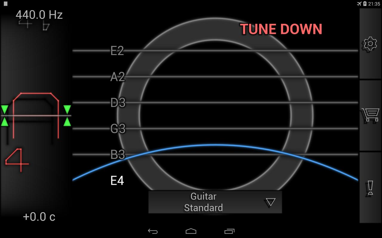 pitchlab guitar tuner pro for android apk download. Black Bedroom Furniture Sets. Home Design Ideas