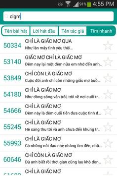 V-Kara: Mã số Karaoke Việt Nam screenshot 1