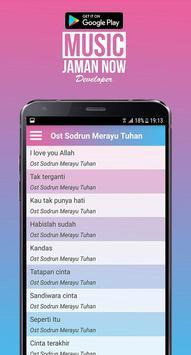 Lagu Sodrun Merayu Tuhan SCTV Lengkap apk screenshot